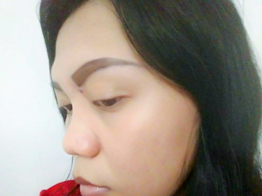 Microblading, microblading in Cebu, Microblading Price, Eye brow