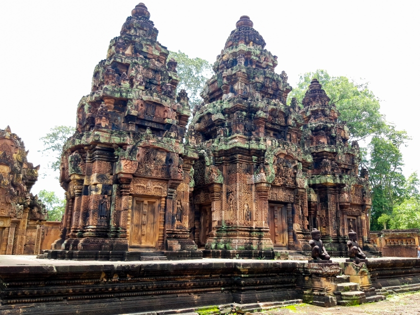 Cambodia, Siem Reap, Temples, Temple hopping, Bayon temple, Cambodia Budget Travel, Indochina