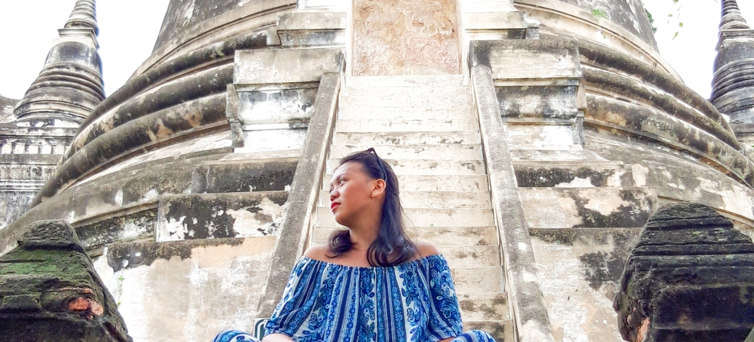Asia, Travel, Temple, Thailand, Ayutthaya