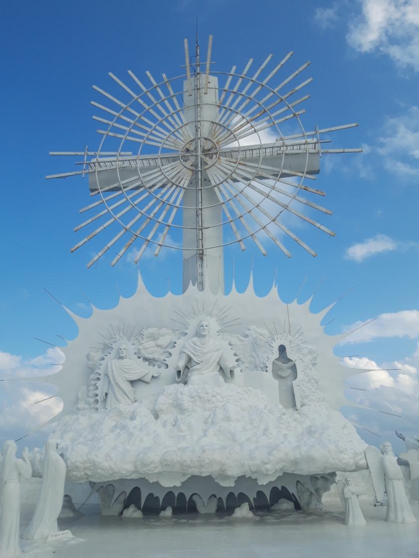 Iloilo, Philippines, Visayas, Garin Farm, Travel, Pilgrimage