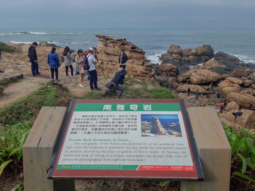 Taiwan, New Taipei, Asia, Travel, Nanya Rock