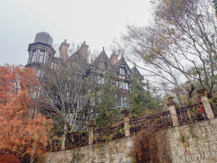 Taiwan, Asia, Travel, Nantou County, Old English Manor