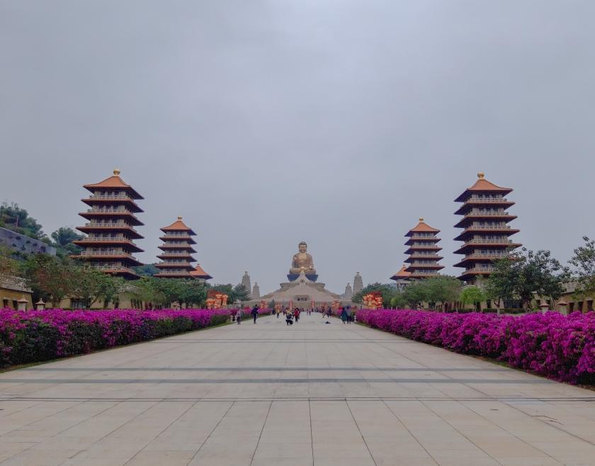 Taiwan, Kaohsiung, Asia, Travel, Fo Guang Shan