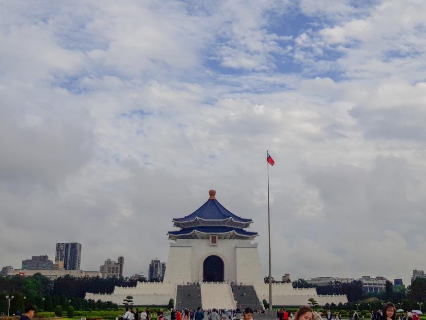 Taiwan, Asia, Taipei, Travel, Chiang Kai Shek Memorial Hall