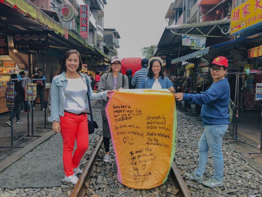 Taiwan, Asia, Travel, New Taipei, Shifen Old Street, Pingxi, Lantern, Wishes